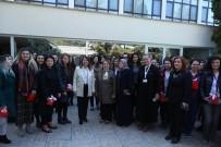 8 Mart Dünya Kadınlar Günü TEI' De De Kutlandı
