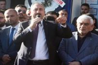 AHMET SALIH DAL - Adalet Bakanı Gül Açıklaması '82 Milyonu Kimse Tehdit Edemez'
