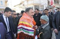 Afyonkarahisar'ın Hocalar İlçesinde AK Parti Seçim Bürosu Açıldı