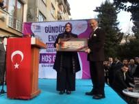 BAYRAMPAŞA BELEDİYESİ - Aile Bakanı Selçuk Bayrampaşa'da Engelli Bakım Merkezi Açılışına Katıldı