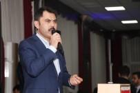 HARUN KARACAN - Bakan Kurum'dan CHP'ye Sert Eleştiri