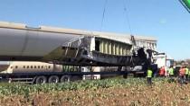 DENİZ TURİZMİ - Balıklara Yuva Olacak Airbus Parçalara Ayrıldı