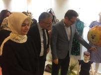 AK PARTİ İLÇE BAŞKANI - Başakşehir'de Eğitim Alan Kadınlar, Dünya Kadınlar Günü Etkinliğinde Hünerlerini Sergiledi