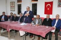 Başkan Öztürk Açıklaması 'Kayseri'de Birincilik Kürsüsüne Oturacağız'
