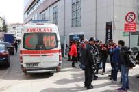 Bolu'da Yol Verme Kavgası Kanlı Bitti Açıklaması 1 Yaralı