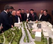 ULUBATLı HASAN - Bursa'ya 24 Saat Yaşayan Muhteşem Bir Meydan Geliyor