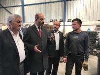 Cumhur İttifakı Terme Adayı Kılıç Açıklaması 'Bürokrasi Kalkacak, İş Sahaları Açılacak'