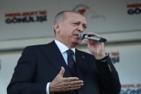 Cumhurbaşkanı Erdoğan Açıklaması 'Teröristleri Kazdıkları Çukurlara Gömdük'