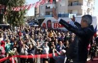 MUSTAFA AKSOY - Dülgeroğlu Açıklaması '31 Mart Hizmet Seçimi'