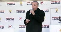 Erdoğan'dan Akşener'e Sert Tepki