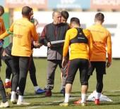 FLORYA - Galatasaray, Antalyaspor Hazırlıklarını Sürdürdü