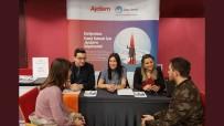 İZMIR EKONOMI ÜNIVERSITESI - Gediz Elektrik Kariyer Günlerinde Öğrencilerle Buluştu