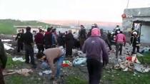 SAVAŞ UÇAĞI - İdlib'e Hava Saldırısı Açıklaması 4 Ölü