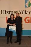 NEVZAT DOĞAN - İzmit'te Deneyimli Personellere Ödül Verildi