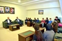 Konyalı Öğrenciler, Güreş Şampiyonası'nı İzleme İmkânı Buldu
