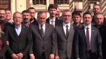 TRUMP - MHP Grup Başkanvekili Erkan Akçay Açıklaması