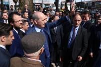 Numan Kurtulmuş Açıklaması 'Milletimiz Cumhur İttifakı'nın Karşısındaki İttifaka Geçit Vermeyecek'