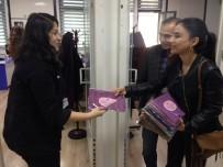 ÇAM SAKıZı - Öz Taşıma İş'ten Kadın Üyelerine Hediye