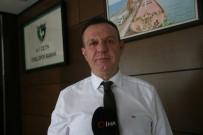 ŞAMPİYONLUK MAÇI - Denizlispor Başkanı Ali Çetin Açıklaması 'Bu Şehir Artık Süper Lig'i Özledi'
