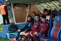 OSMANPAŞA - Spor Toto Süper Lig Açıklaması Trabzonspor Açıklaması 0 - Akhisarspor Açıklaması 0 (İlk Yarı)