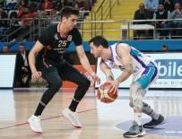 MAXIM - Tahincioğlu Basketbol Süper Ligi Açıklaması Afyon Belediyespor Açıklaması 79 - Beşiktaş Sompo Japan Açıklaması 82