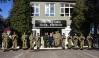 Vali Mustafa Tutulmaz 8'Nci Ana Bakım Merkezi Komutanlığına Ziyarette Bulundu