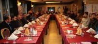 ESNAF ODASı BAŞKANı - Yaka-Kop Esnaf Odalarıyla Bir Araya Geldi