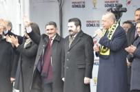 AK Parti Ağrı Milletvekili Çelebi'den Seçim Teşekkürü