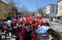 AK Parti Delice'de 85,50 İle Rekor Kırdı