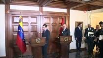 DÜNYA TICARET ÖRGÜTÜ - Bakan Çavuşoğlu Açıklaması 'Partimiz Açık Ara Kazanmıştır'