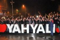 Başkan Öztürk, Yahyalı Halkına Teşekkür Etti