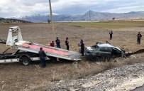 BEYKÖY - Burdur'da Trafik Kazası Açıklaması 3 Ölü, 2 Yaralı