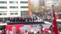 ALPER TAŞDELEN - Çankaya Belediye Başkanı Taşdelen Yeniden Başkan Seçildi