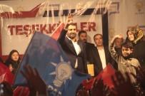 Elazığ'ın Yeni Başkanı AK Partili Şerifoğulları Oldu