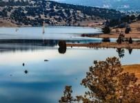 İŞKUR - Eski Köy Baraj Gölü Sularının Altında Kaldı