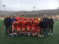 GEVREK - Evkur Yeni Malatyaspor U15 Takımı, Türkiye Finalleri İçin Gün Sayıyor