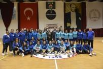 GAZI ÜNIVERSITESI - Futsal 2. Lig Müsabakaları Tamamlandı