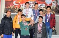 YÜKSEK ATLAMA - Kahramanmaraş'ta Atletizm Yarışları
