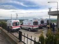 Lice'de Trafik Kazası Açıklaması 1'İ Çocuk 4 Yaralı