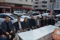 OSMAN GÜRÜN - Sertkaya'dan, Cumhur İttifakı Adayı Uzundemir'e Tebrik Ziyareti