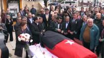 Uşak Barosu Başkanı Kargı'nın Cenazesi Toprağa Verildi
