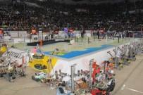 DİZÜSTÜ BİLGİSAYAR - '13. Uluslararası MEB Robot Yarışması' Samsun'da Başladı