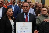 4. Kez Belediye Başkanı Seçilen Demir Mazbatasını Bugün Aldı