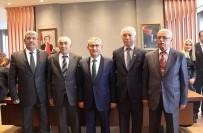 GÖLGELI - Abdullah Damcı Ve İlyas Bahar, Belediye Başkan Yardımcısı Oldu