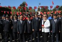 ZIRHLI ARAÇLAR - Adana'da Polis Haftası Kutlandı