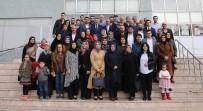 SAMIMIYET - AK Parti İlçe Teşkilarından Başkan Işıksu'ya Ziyaret