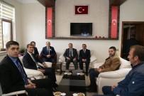 Akdağ'dan Aşkale'ye Teşekkür Ziyareti