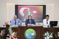 Akseki Belediye Meclisi İlk Toplantısını Gerçekleştirdi