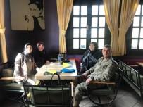 UZMAN ÇAVUŞ - Askerden Annesine Duygulandıran Sürpriz