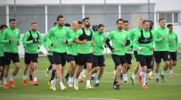 KAYACıK - Atiker Konyaspor, DG Sivasspor Hazırlıklarına Devam Ediyor